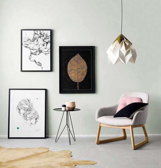 Moth XL lamp