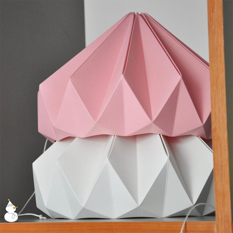 Chestnut Paper Origami Lampshade Paper Origami