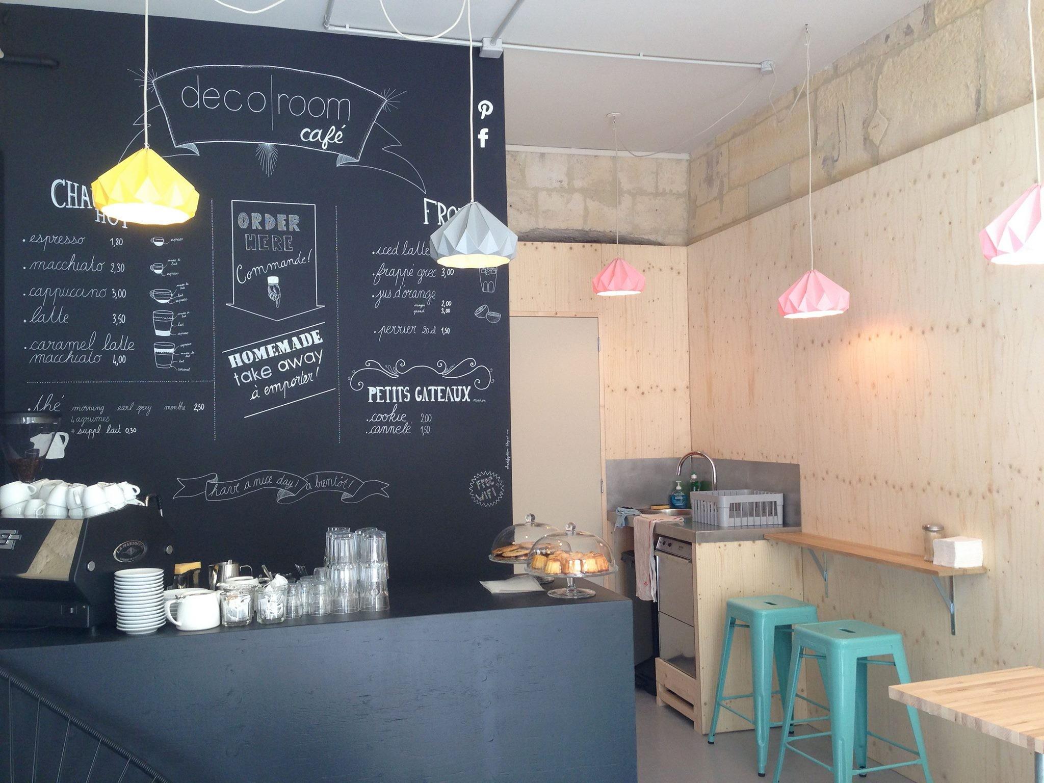 Studio Snowpuppe Lamp : Deco room cafe studio snowpuppe paper origami lampshades sinds